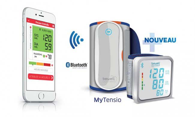 Bewell Connect : MyTensio
